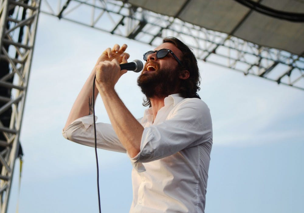 Getting meta with Father John Misty