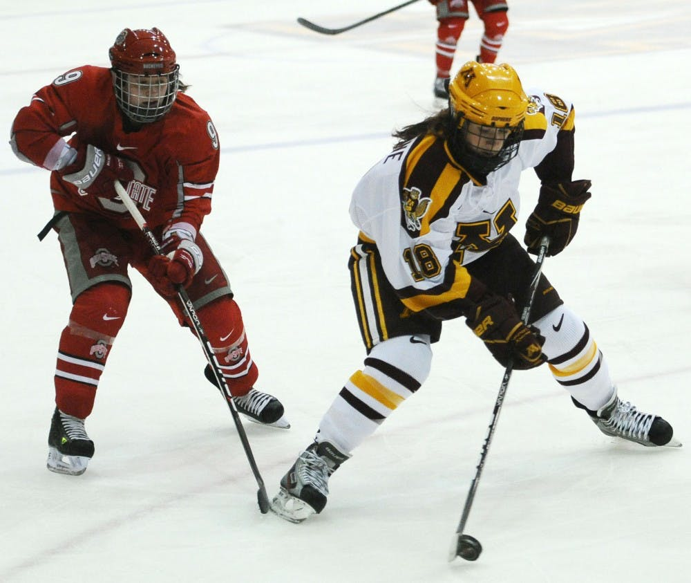 Gophers players display versatility