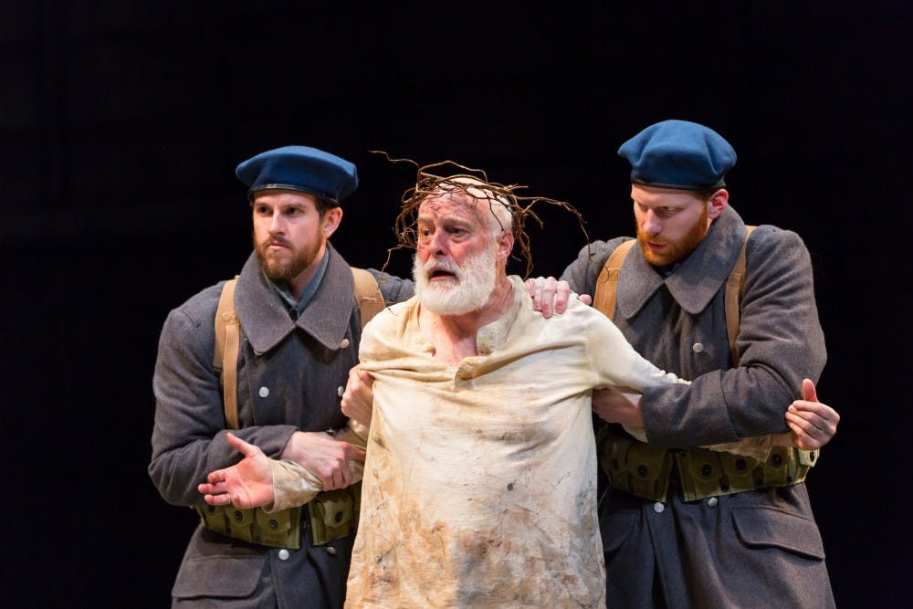 'King Lear' is back at the Guthrie Theater after a 20 year hiatus