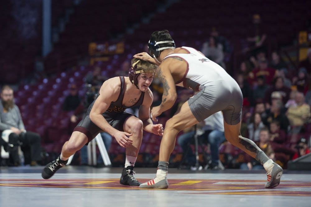 Close losses hurt Gophers against Oklahoma State