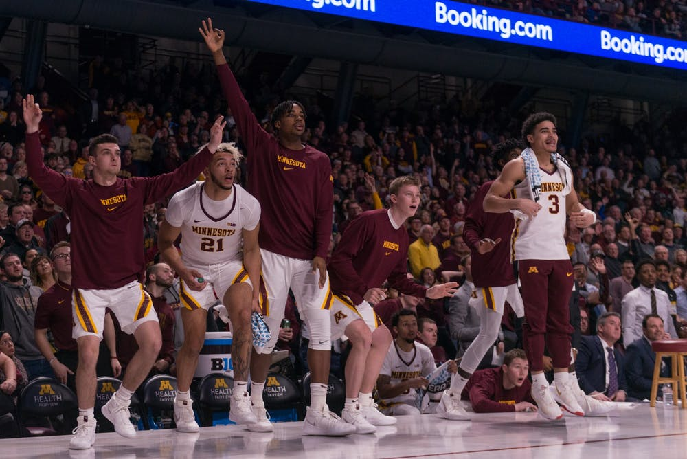 Late scoring drought dooms Gophers in 58-55 loss to Iowa