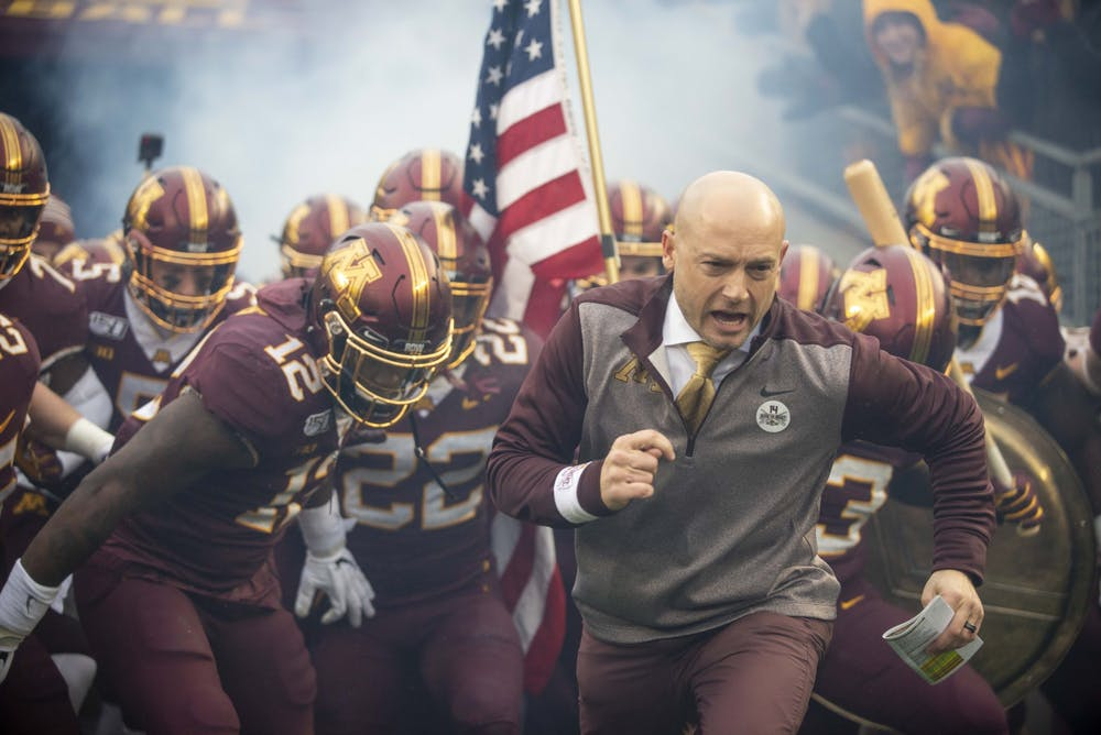 Minnesota to take on Auburn in the Outback Bowl