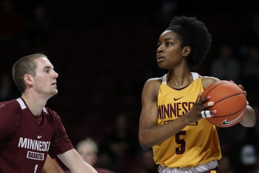 The Gophers send Syracuse back east empty-handed