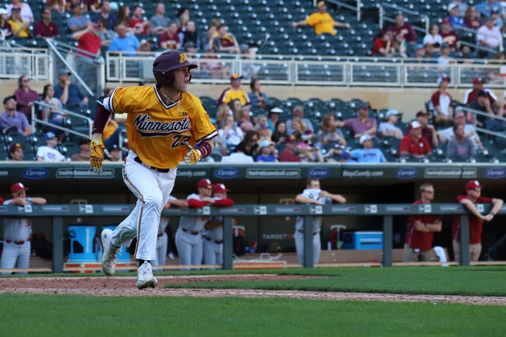 Gophers drop non-conference series to the Sooners