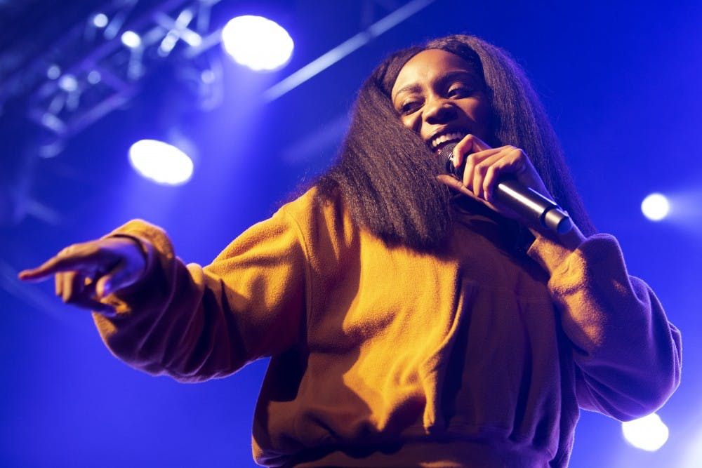 Noname brings warmth and a fresh beat to First Avenue