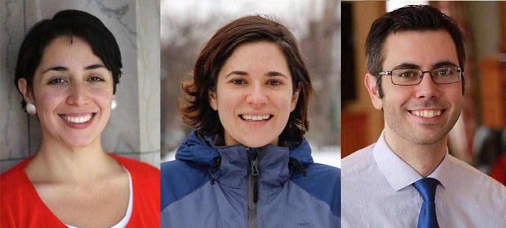 New faces join City Council