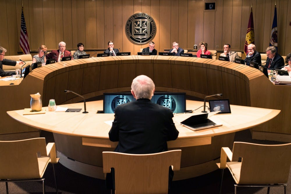 UMN accepting applications for presidential search committee