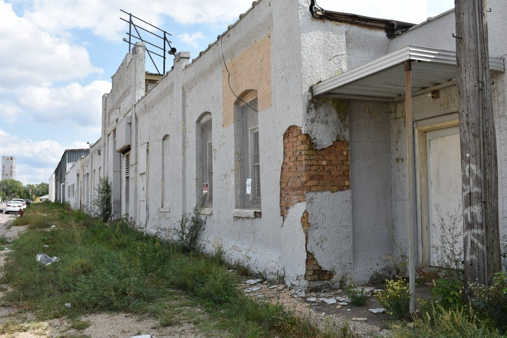 Changes for Marcy-Holmes warehouse district on the horizon