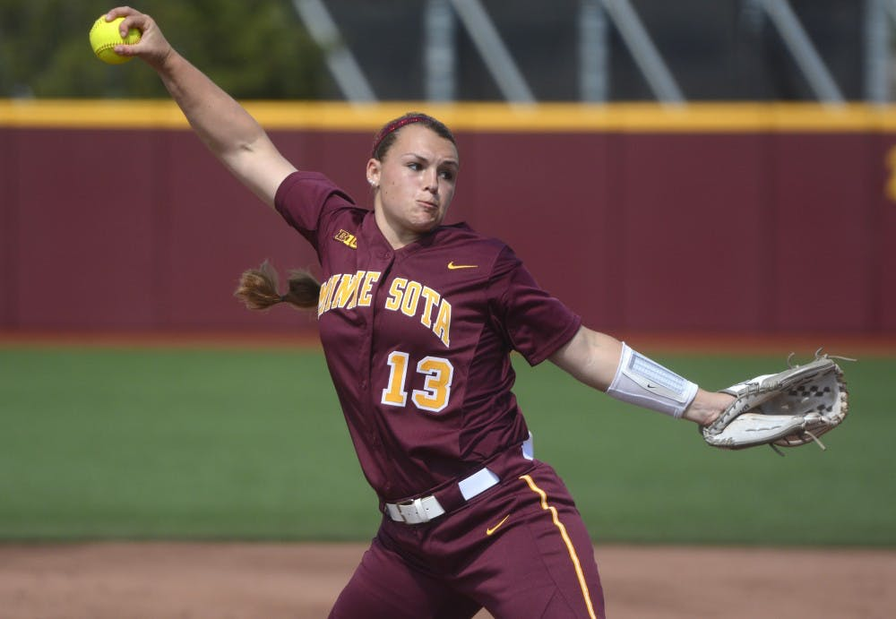 Gophers dominate Purdue in home opener 5-1