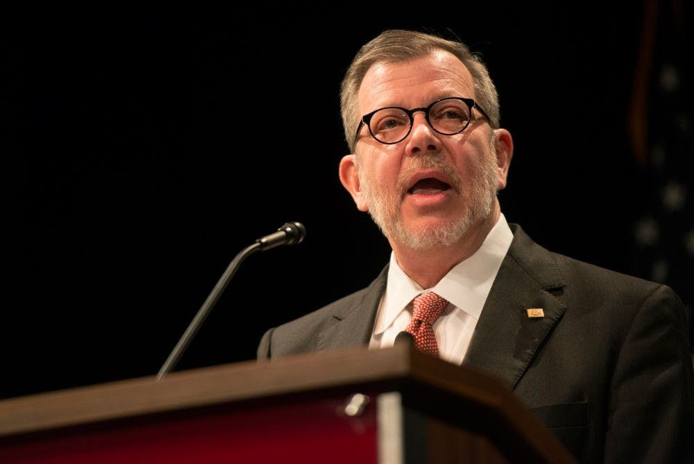Search for new UMN president begins