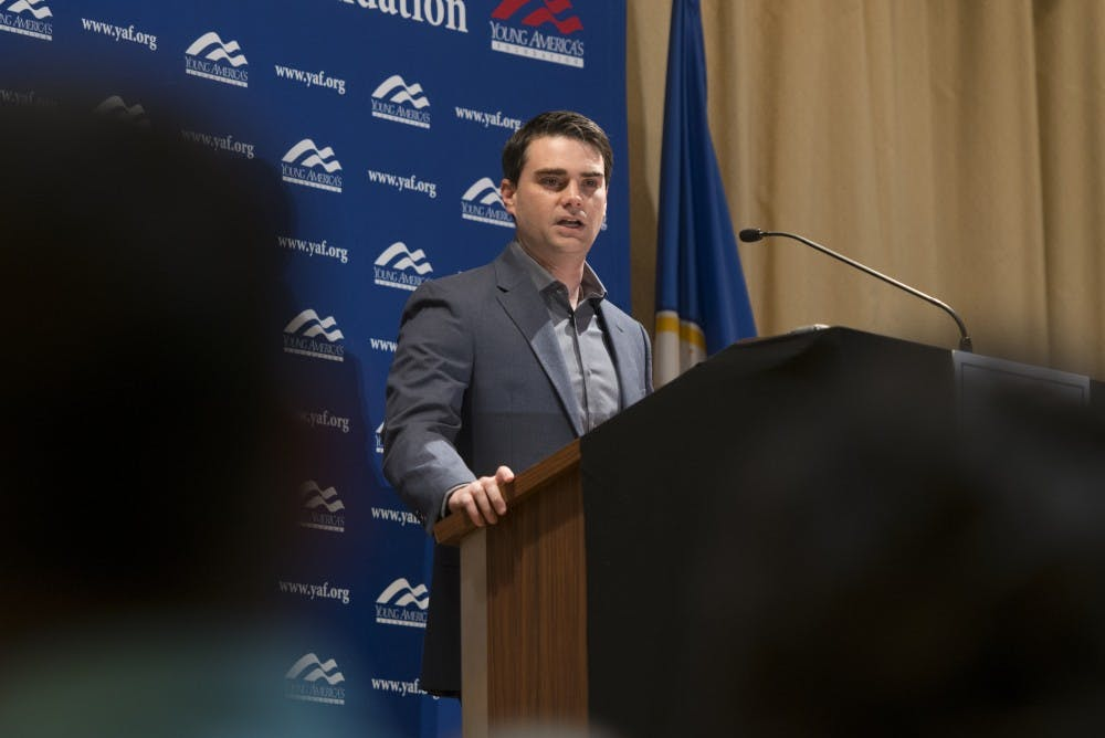 Conservative groups sue University for discrimination in Shapiro event