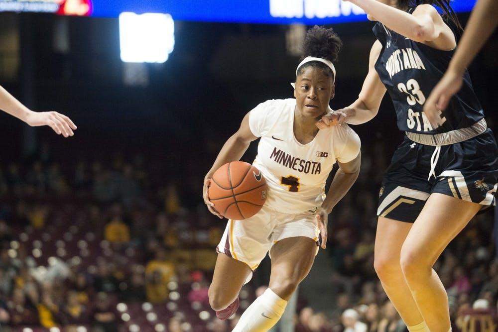 Gophers complete fourth-quarter comeback to beat Montana State 71-60