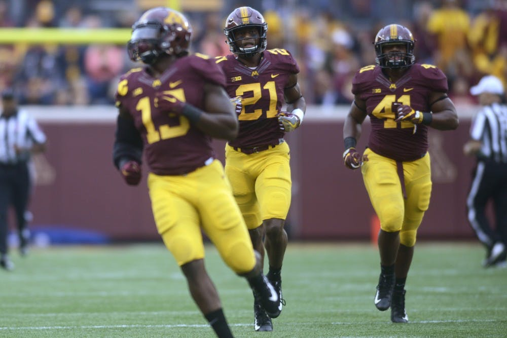With Kamal Martin in the fold, Minnesota's defense is thriving
