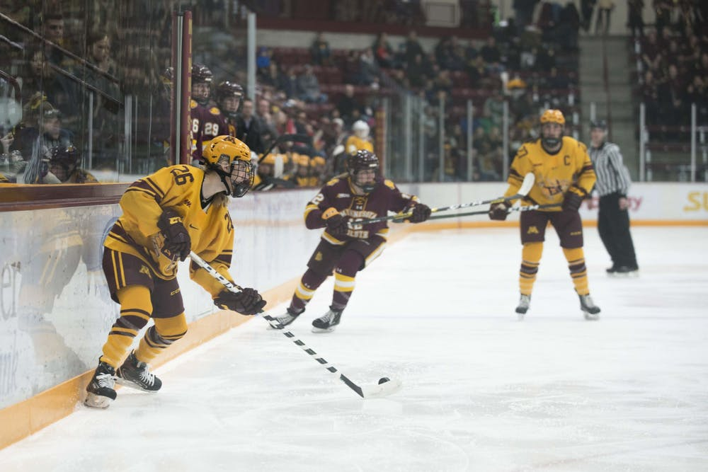 Gophers women's hockey rebounds in Bemidji with a sweep