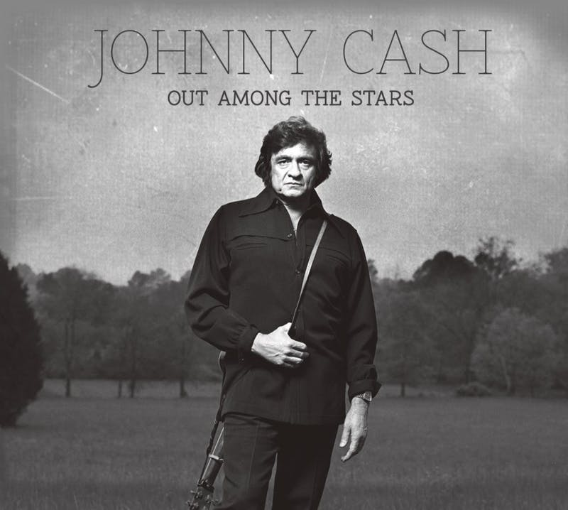 "Johnny Cash's catalogue does not benefit from ""Out Among the Stars."""