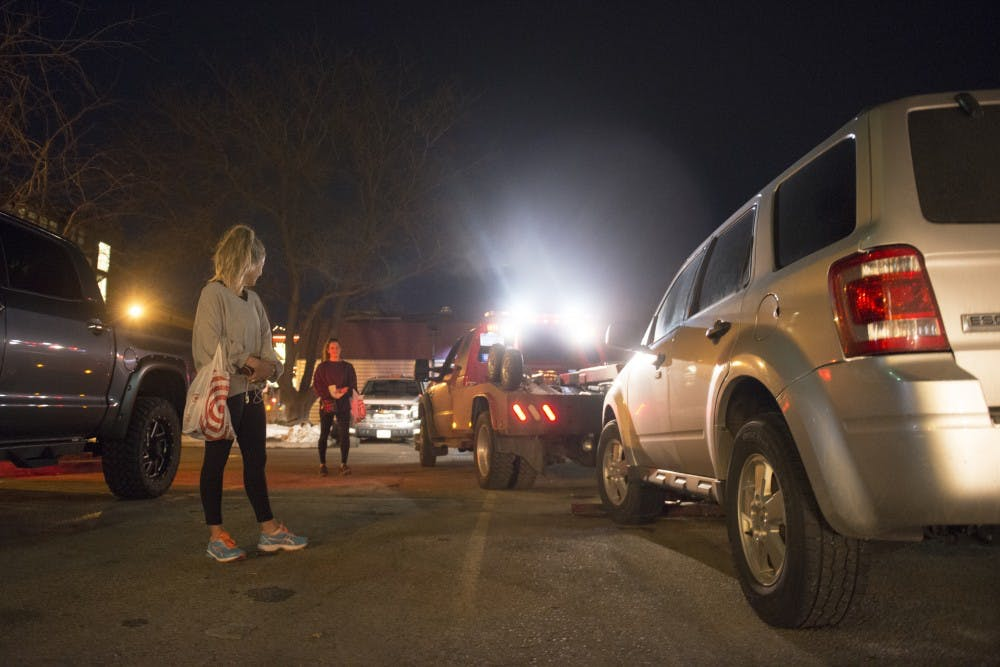 Tow trucks link to rise in Marcy-Holmes auto thefts