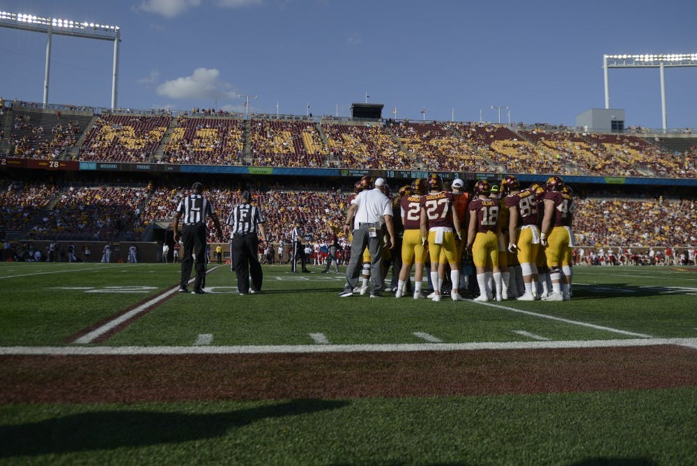 Judge dismisses Gophers football players' discrimination lawsuit