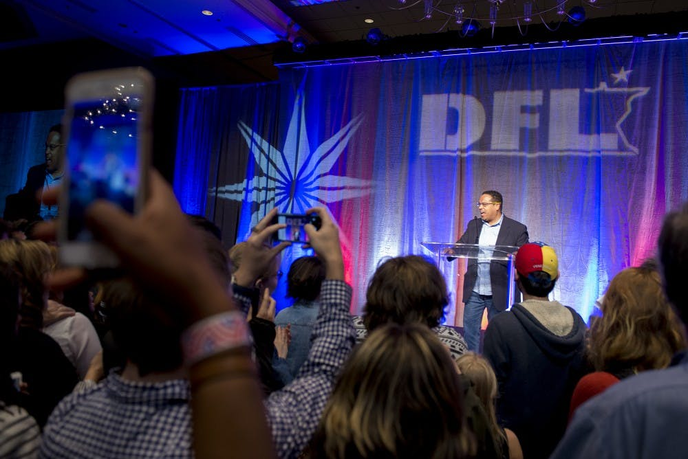 Keith Ellison reelected to U.S. House