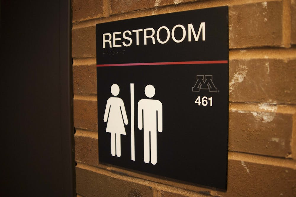 Law school students raise concerns over accessibility to gender-neutral bathrooms
