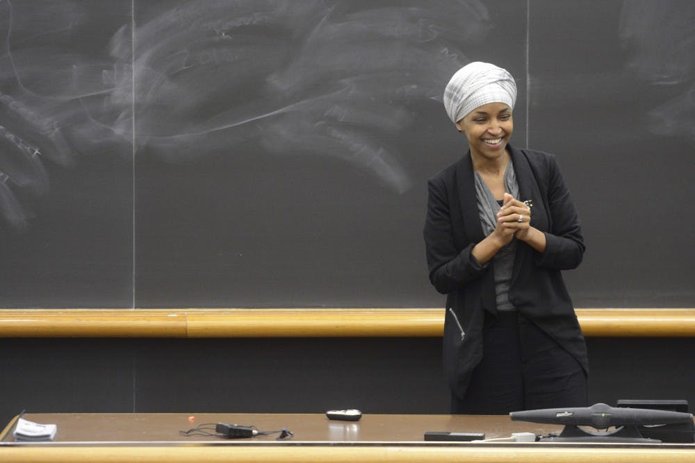 Amid challenges, Rep. Ilhan Omar finds success as first-year lawmaker