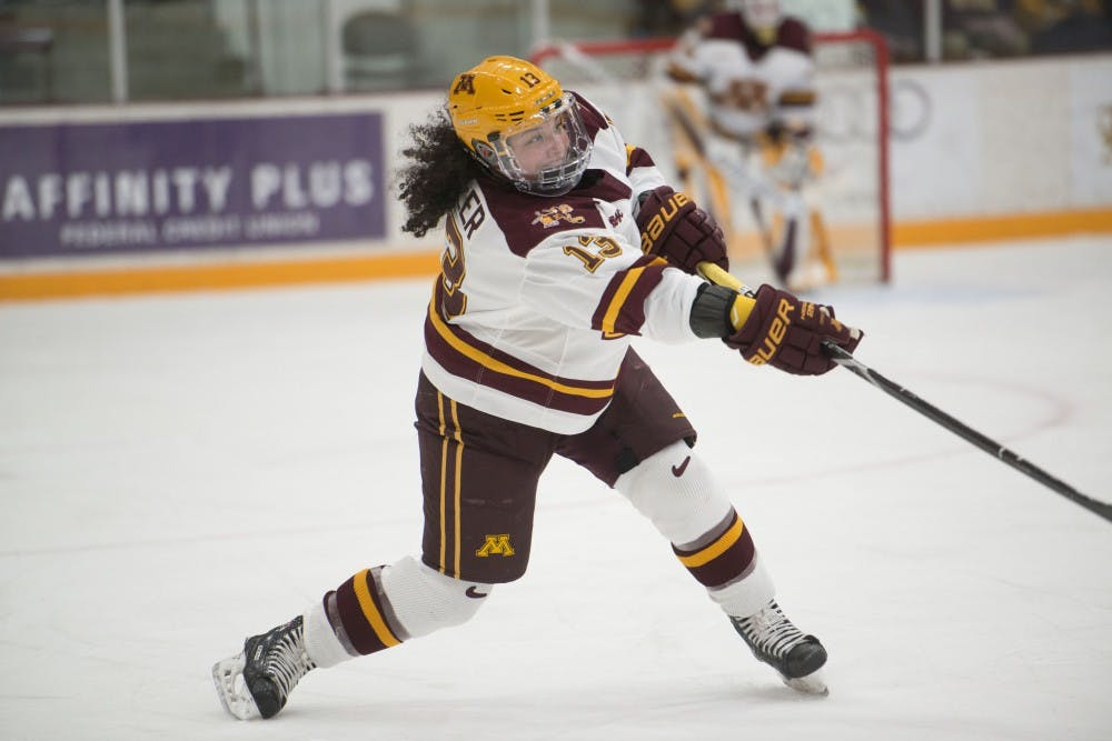 Crystalyn Hengler excels at hockey, dancing