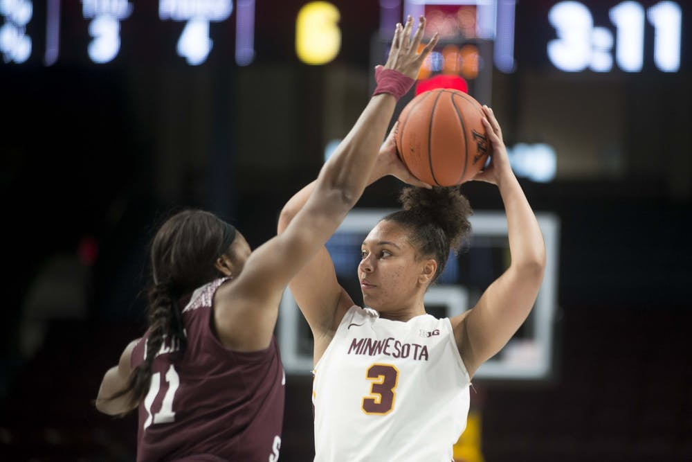 Former Gopher Destiny Pitts chooses Texas A&M