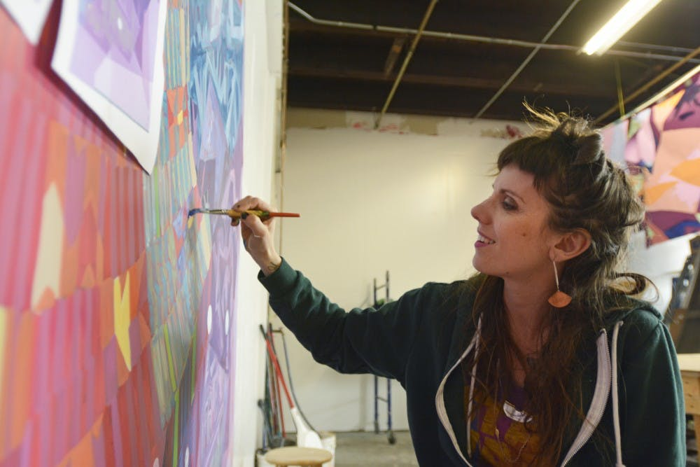 GoodSpace Murals integrates community into large-scale art projects