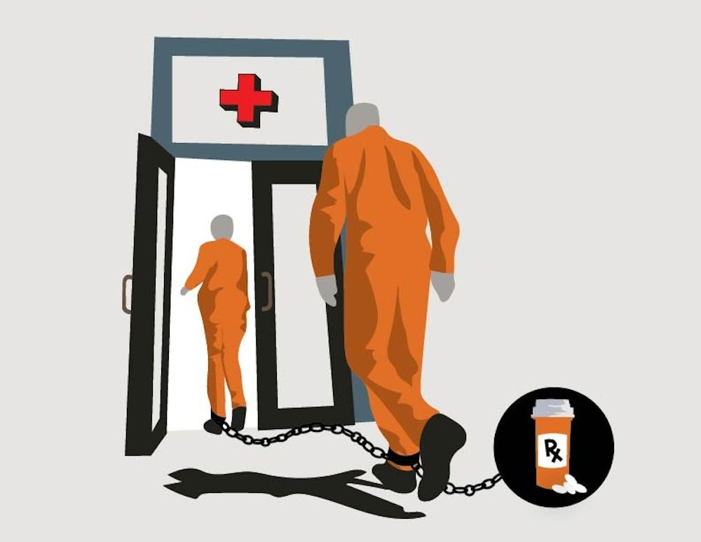 Care after prison: UMN, Hennepin County studying opioid addiction resources