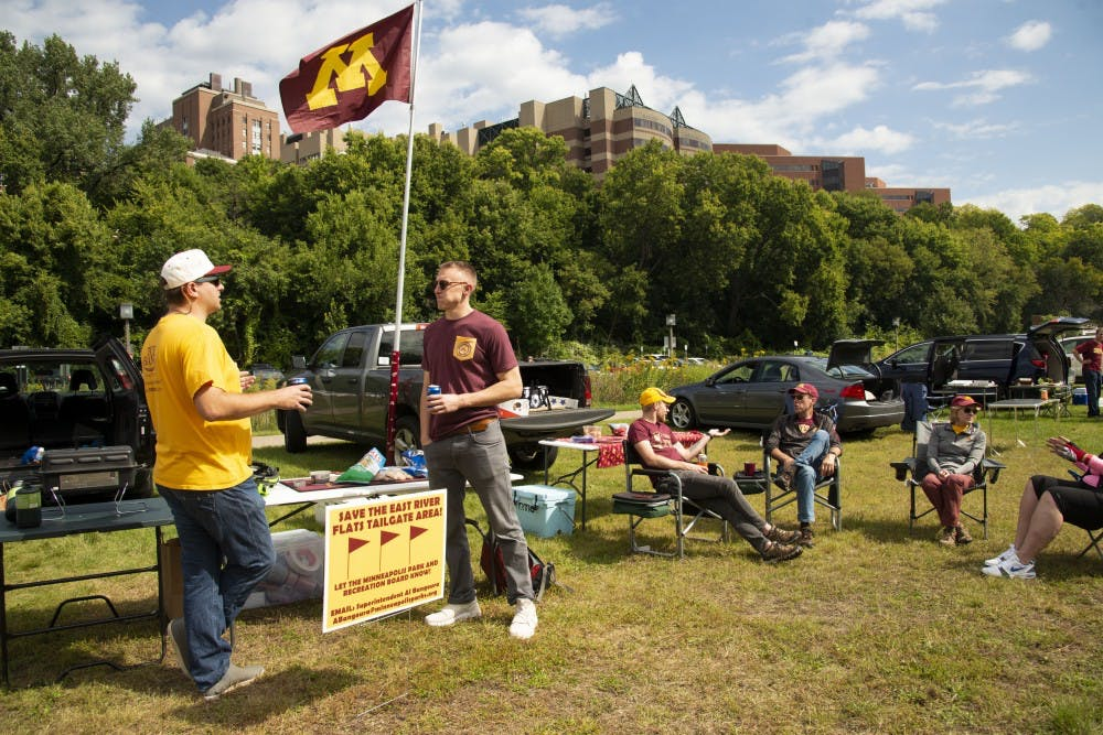 Park Board temporarily changes course on tailgating at East River Flats