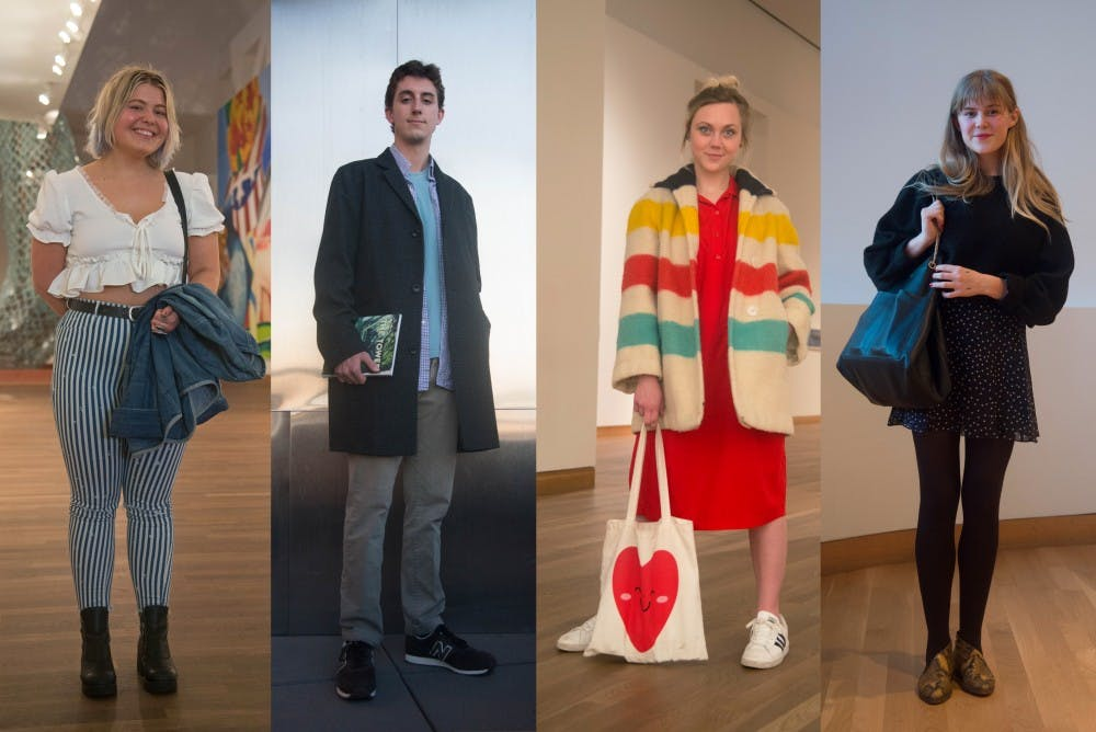 Street style: The best dressed at The Tower release party