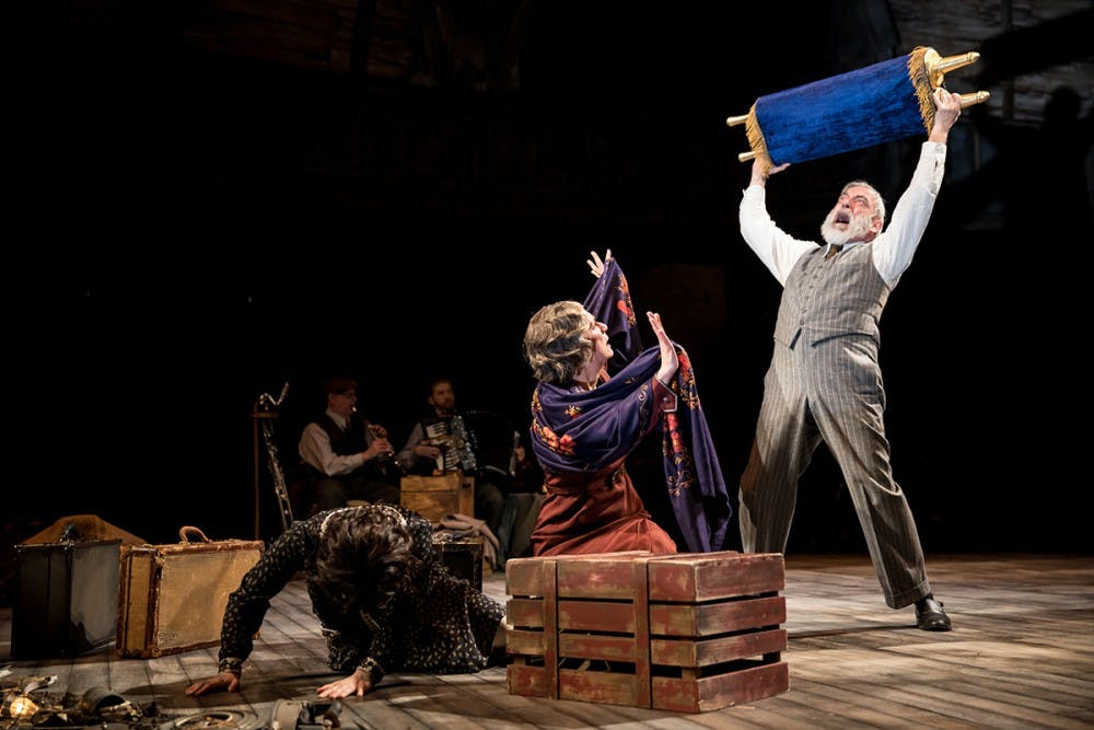Review: The Guthrie's 'Indecent' might make you sob. Go see it.