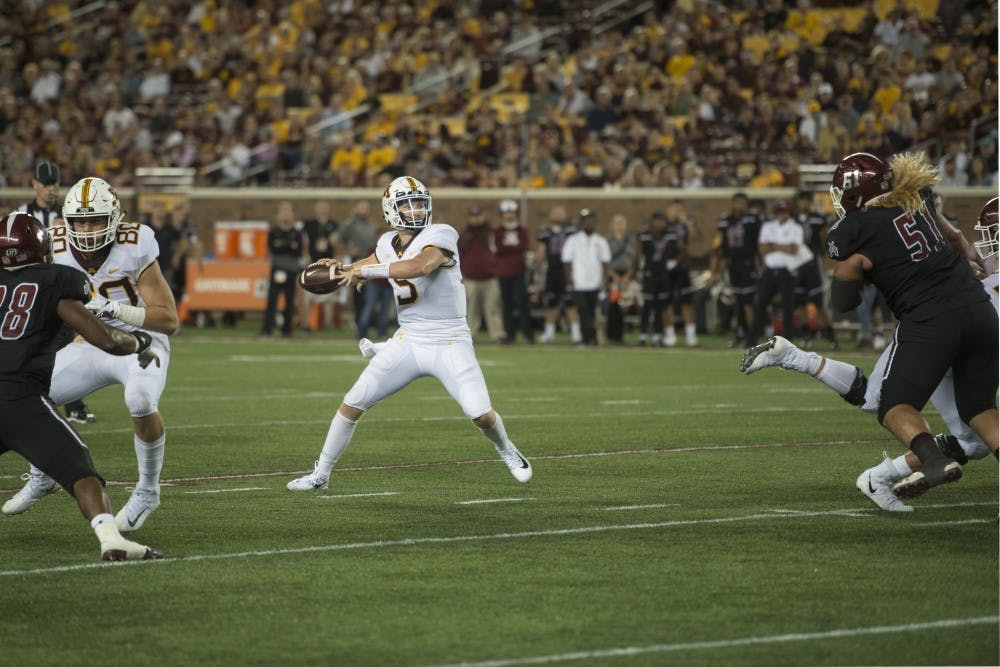 No experience, no problem? Gophers' freshman Zack Annexstad poised to take over at QB