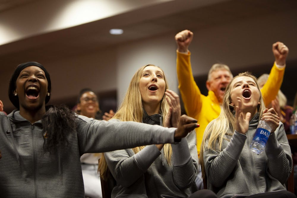 Gophers volleyball earns No. 7 seed in NCAA Championship