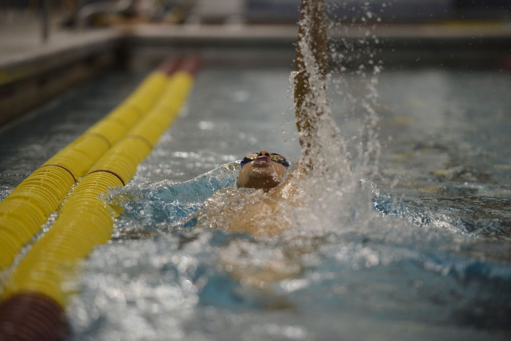 Gophers swim and dive poised for breakout 2020