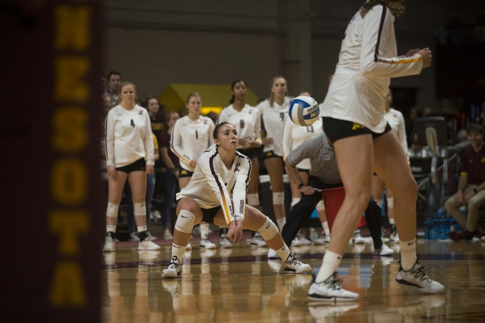 Gophers fall to rival Wisconsin
