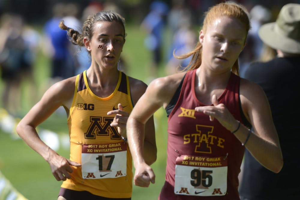 Gophers finish third at NCAA Midwest Regional, head to Nationals