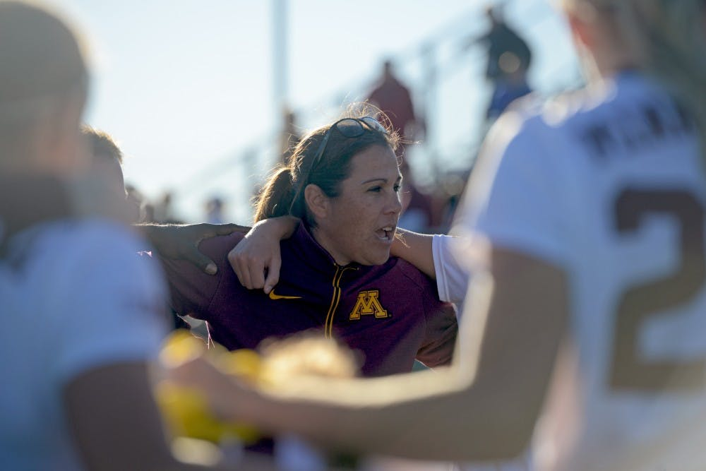 For Gophers soccer, defense shows promise in nonconference schedule