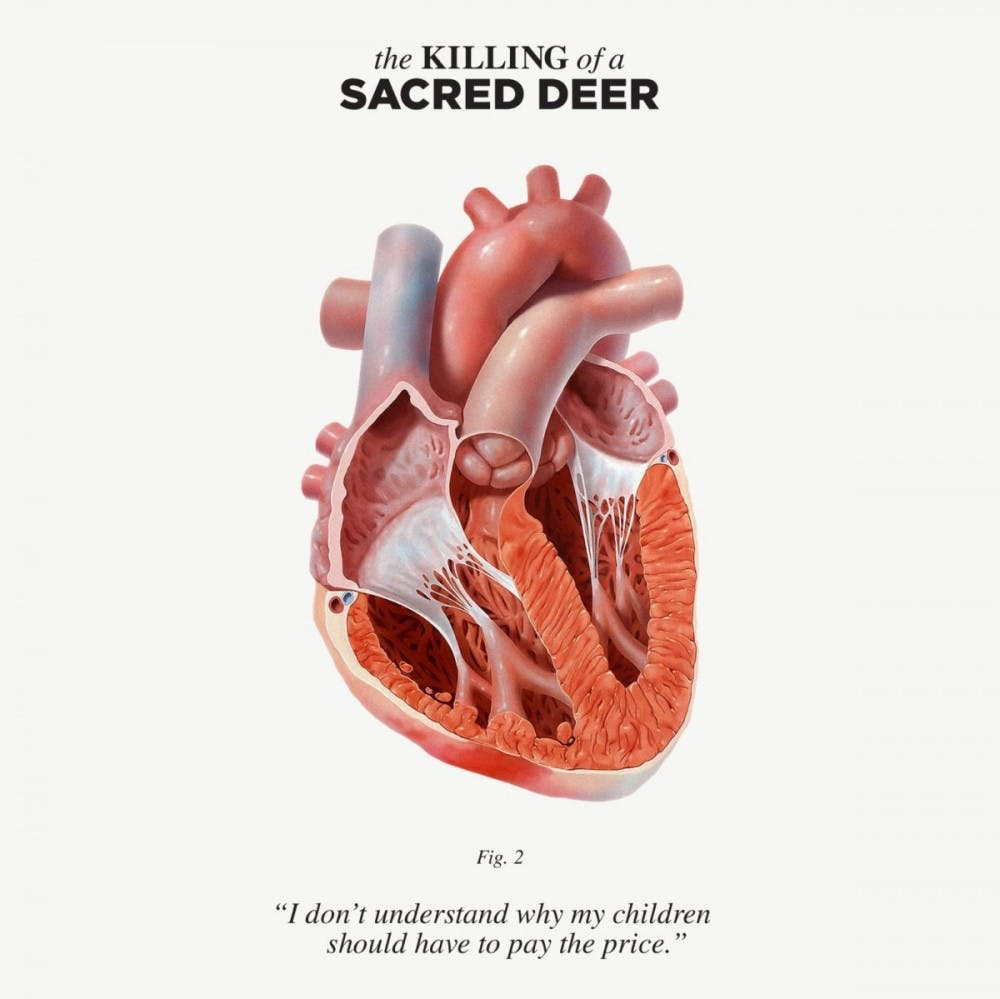 The Killing of a Sacred Deer: No animals harmed in the process
