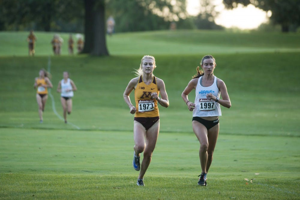 For women's cross country, Thomsen embodies team culture