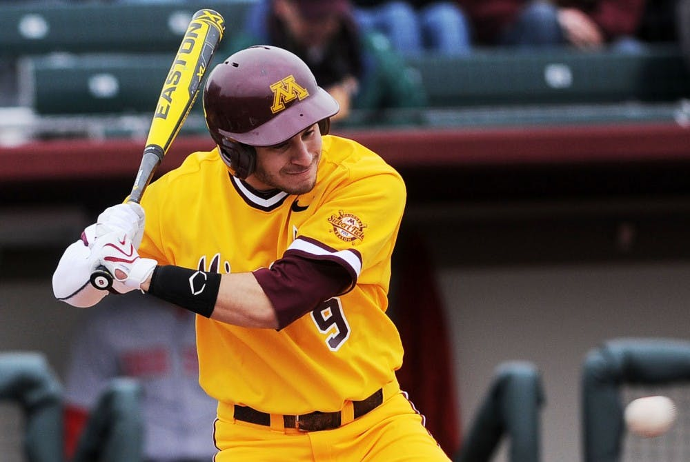 Gophers lose 2 after pitching woes