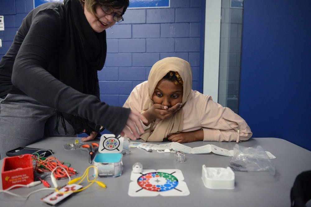 New Cedar-Riverside center gives students high-end tech opportunity