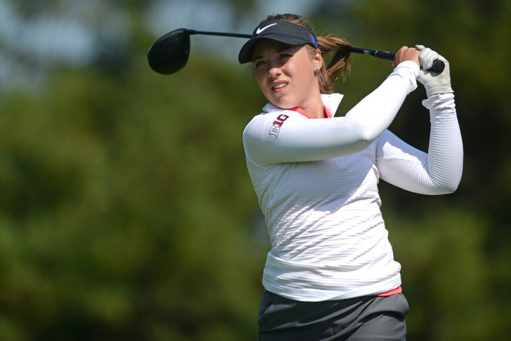 Sabrine Garrison closes out collegiate career; looks for medical schools