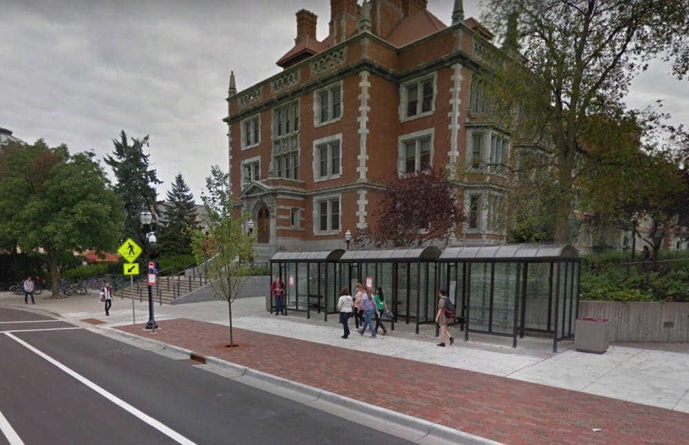 Two robbed at knifepoint in separate incidents around University area Wednesday morning