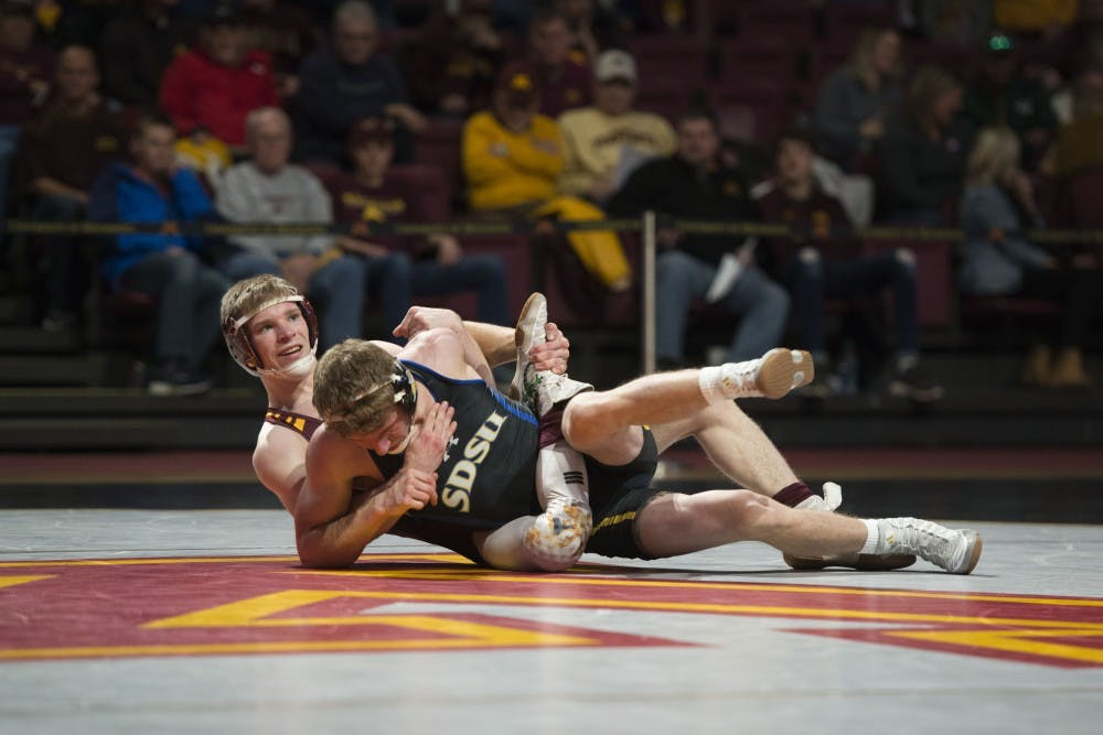 Four Gophers wrestlers reach All-American status at NCAA Tournament