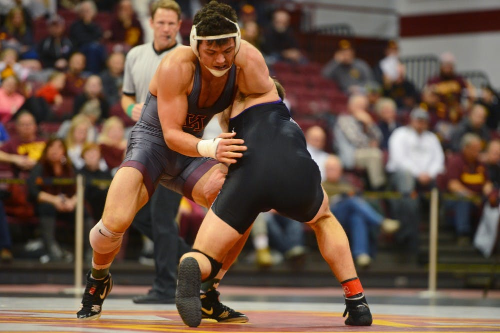 Gophers drop fourth straight dual