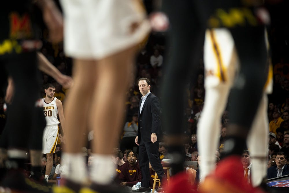 Roster change, uncertainty keeping Richard Pitino busy