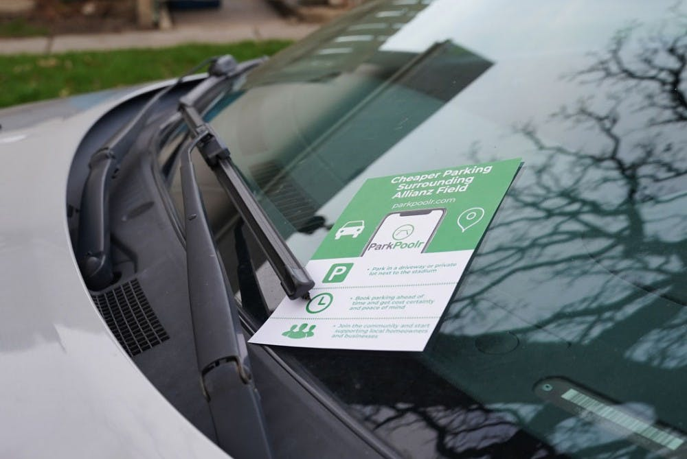 UMN student's startup helps address parking problems