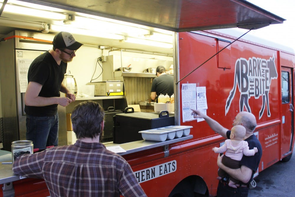 Local food truck, Bark and the Bite, is using jackfruit as meat substitute