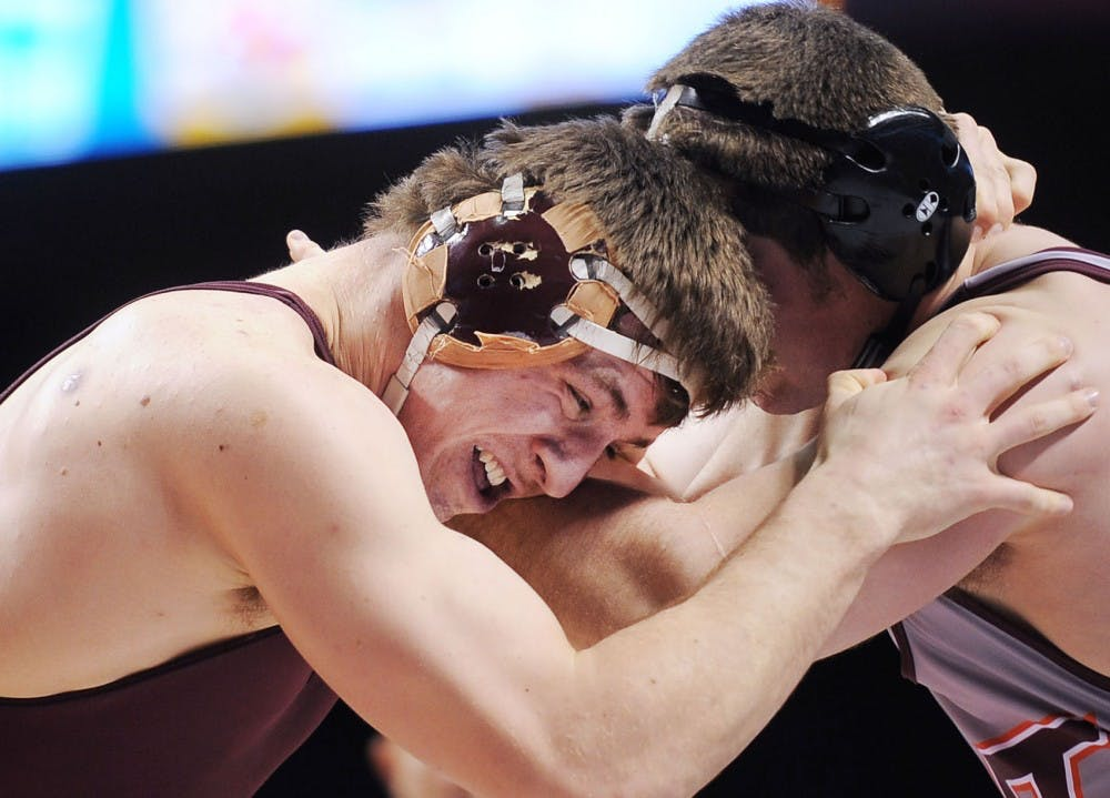 Nelson leads his team at Bison Open