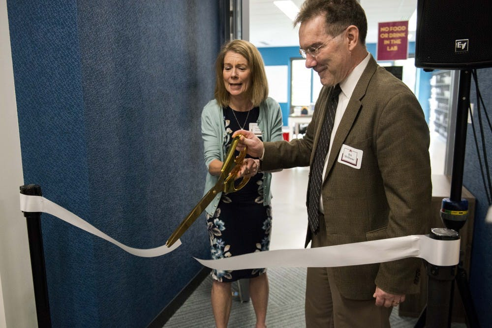 First active learning lab opens at University of Minnesota